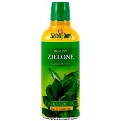 Zaļo augu mēslojums - Zielony Dom® - 300 ml -