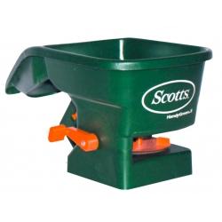 Kézi műtrágyaszóró - praktikus zöld - aljzat -