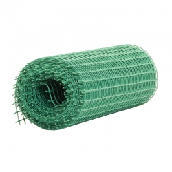Erős kerítésvédő háló - szembőség 30 mm - 0,60 x 5,00 m -