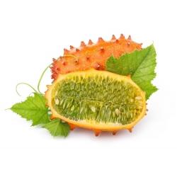 Kiwano, semillas de melón cornudo - Cucumis metuliferus - 30 semillas