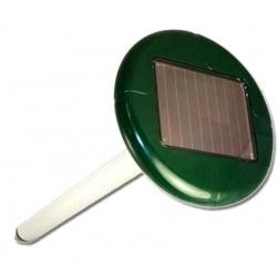 Slnečný ultrazvukový repelent - proti mólom, myšiam, gophers a hrabošom -