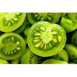 Tomato Green Zebra seeds - Lycopersicon lycopersicum