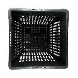 Basket (pot) for aquatic plant cultures, sized  11x11x11 cm