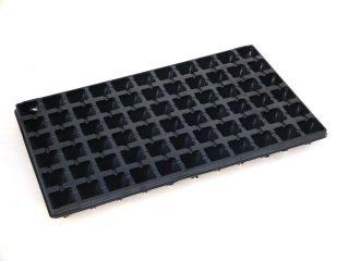 Bandeja de semillas, maceta de vivero, inserto - 66 celdas - 1 pieza -