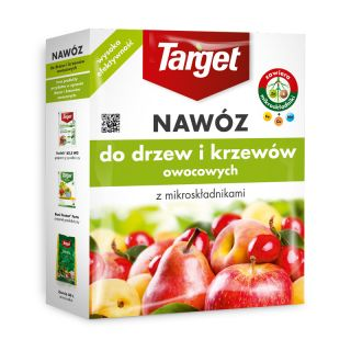 Fertilizante para árboles frutales y frutos pequeños - Target® - 1 kg -