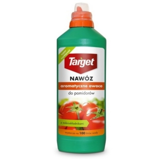 Tomato fertilizer with micronutrients - Fragrant Fruits - Target® - 1 litr