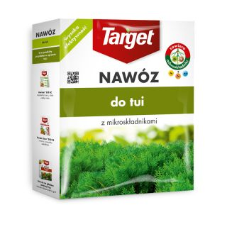 Thuja fertilizer - protects from needle browning - Target® - 1 kg
