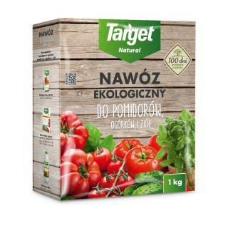 Eko herb, tomato and cucumber fertilizer - Target® - 1 kg