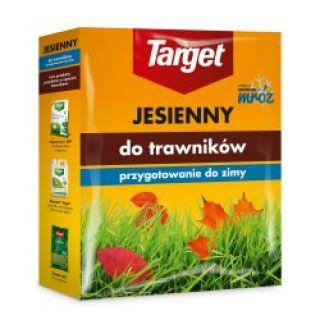 Autumn lawn fertilizer - prepares lawns for the winter - Target® - 1 kg