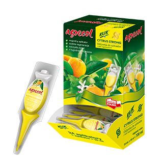 Cytrus Strong - citrusové vitamínové jedlo - 30 ml -