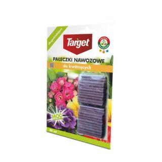 Tyčinky na hnojenie pre domáce a balkónové kvitnúce rastliny - Target® - 40 ks -