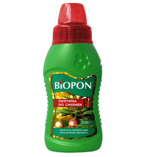 Conifer nutrient - BIOPON® - 250 ml