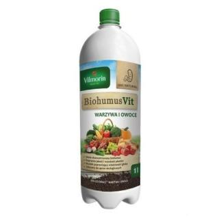 Biohumus Vit - Bio Vegetable and Fruit Plant Food
