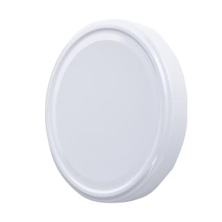 White jar lid - ø 100 mm