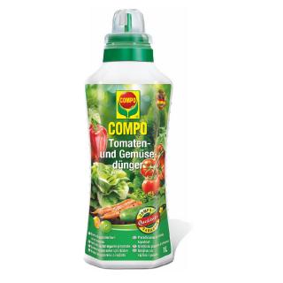 Tomato and vegetable mineral fertilizer - Compo® - 1 l