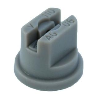 Плоская веерная форсунка с коническим распылителем SF-06 - серый - Kwazar -