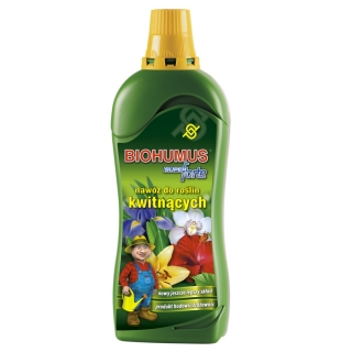 Biohumuss - Vermikomposts ziedaugiem - Agrecol® - 350 ml -