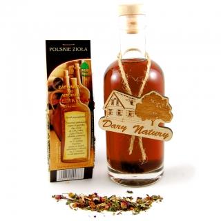 Hierbas polacas - Benedictina - selección de hierbas, aroma de licor - para 2 litros de alcohol -