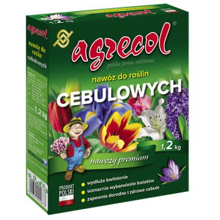 Agrecol bulb plants' and perennials' fertilizer - 1.2 kg