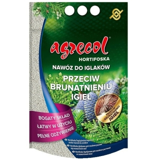 Conifer Hortiphoska - against needle browning - an easy to use and efficient fertilizer - Agrecol® - 1 kg