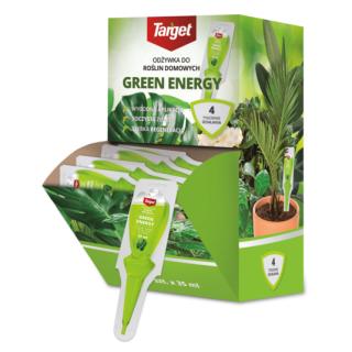 Green Energy - hnojivo pre zelené rastliny v praktickom dávkovači - Target - 35 ml -