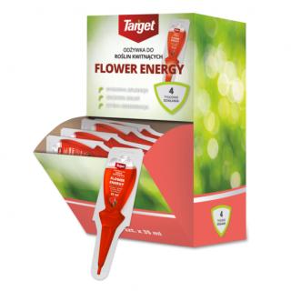 Hnojivo pre kvetinové rastliny Flower Energy v praktickom aplikátore - Target - 35 ml -