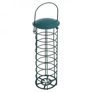 Bird feeder for fat balls