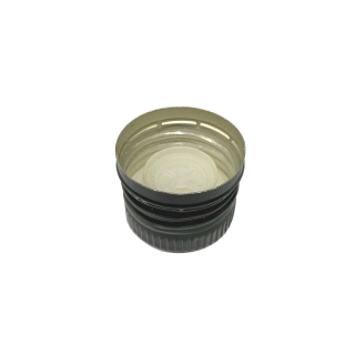 Non-spill screw top bottle caps for Gallone and Marasca bottles