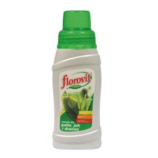 Hnojivo pre palmy, juku a dracaenu - Florovit® - 250 ml -