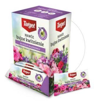 """Hnojivo pre domáce a balkónové rastliny - """"Bujne Kwitnienie"""" (Hojne kvitnúce) - Target® - 10 ml -"""