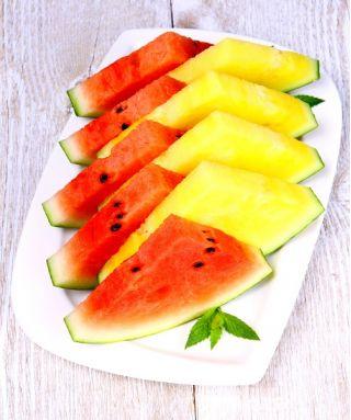 Watermelon mixed seeds - Citrullus lanatus - 15 seeds