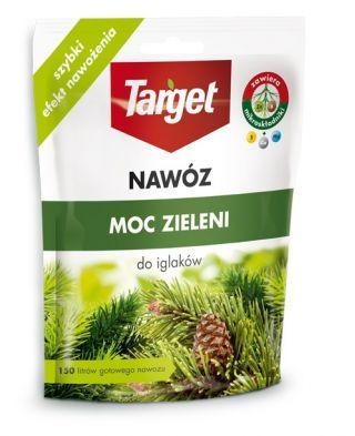 "Conifer fertilizer - ""Moc Zieleni"" (Burst of Green) - Target® - 150 g"