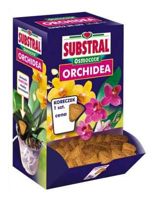 Orchid fertilizer - handy spikes - Substral® - 3 x 5 g