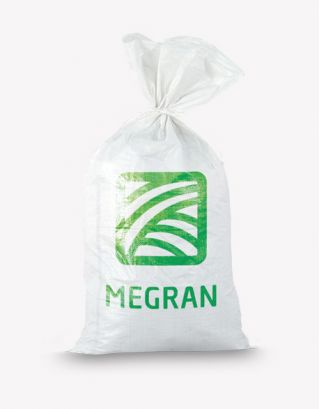 Polypropylene bag for fastening garden fleece - 30 x 50 cm