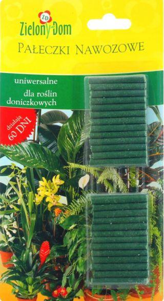 Универсальные палочки для удобрений для горшечных растений - Zielony Dom® - 30 шт. -