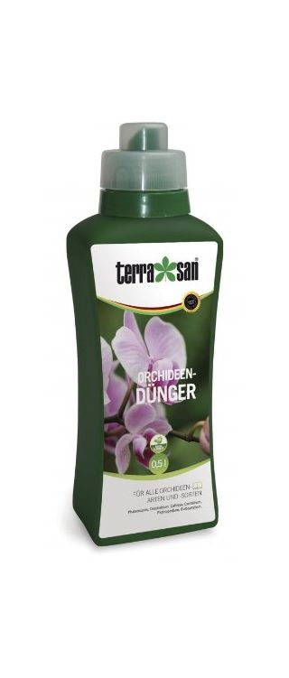 Orchid fertilizer - Terrasan® - 500 ml